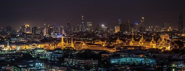 Voyager et travailler en Thaïlande